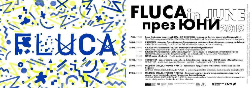 FLUCA Austrian Cultural Pavilion